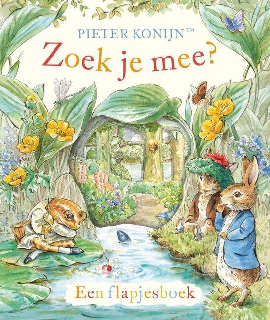 Pieter Konijn - Pieter Konijn: Zoek je mee? - Beatrix Potter |