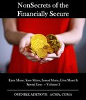 NonSecrets of the Financially Secure