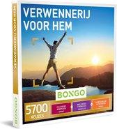 Bongo Bon Nederland - Verwennerij voor Hem Cadeaubon - Cadeaukaart cadeau voor man | 5700 belevenissen: culinair, sportief, relax en meer