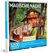 Bongo Bon Nederland - Magische Nacht Cadeaubon - Cadeaukaart cadeau voor koppels | 1200 hotels en bijzondere accomodaties