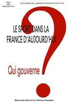 Le sport dans la France d'aujourd'hui