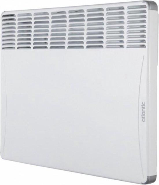 Ecoflex Atlantic duurzame Eco Convector F 129 1500  elektrische verwarming met thermostaat