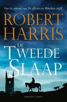 Boek cover De tweede slaap van Robert Harris (Onbekend)