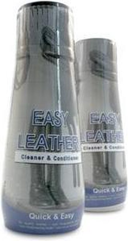 EASY LEATHER 2 IN 1 CLEANER - CONDITIONER
