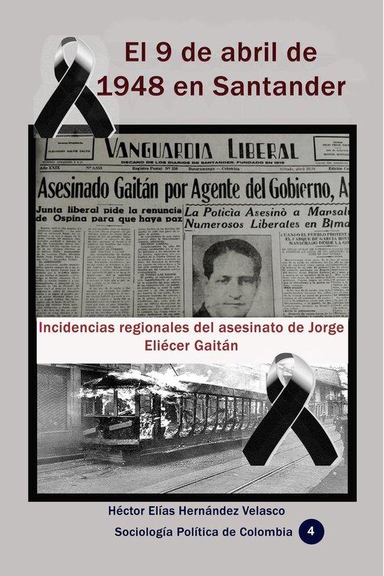 El 9 de abril de 1948 en Santander