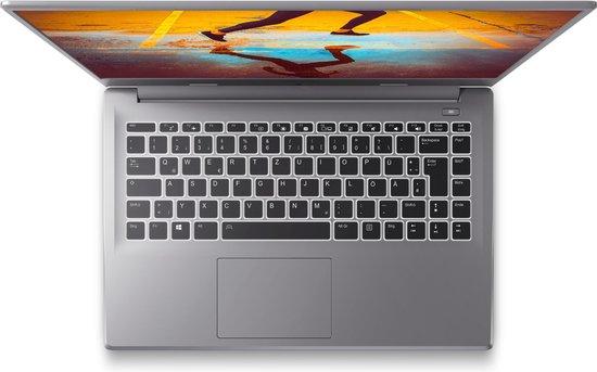 MEDION AKOYA S15447TG-i5-256F8 Notebook Grijs, Titanium 39,6 cm (15.6'') Intel® 10de generatie Core™ i5 8 GB DDR4-SDRAM 256 GB SSD Wi-Fi 5 (802.11ac) Windows 10