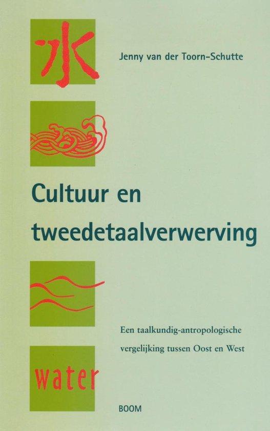 Boek cover Cultuur en tweedetaalverwerving van Jenny van der Toorn-Schutte (Paperback)