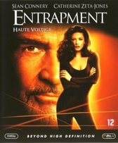 Blue Ray DVD Entrapment
