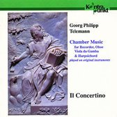 Chamber Music For Recorder And Oboe