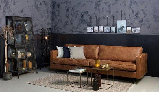 Rodeo Classic Bank 3-zits Cognac - BePureHome