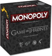 Monopoly Game of Thrones C.E.