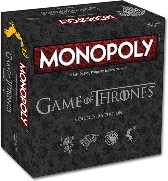 Monopoly Game of Thrones C.E.