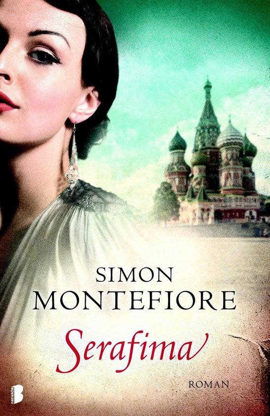Boek cover Serafima van Simon Sebag Montefiore (Onbekend)