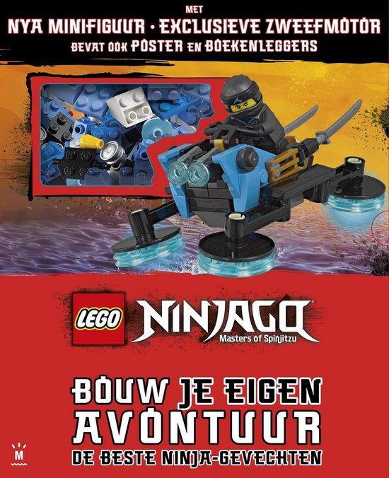 Lego Ninjago - Bouw je eigen avontuur - Simon Hugo  