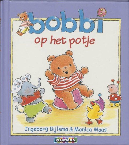 Boek cover Bobbi op het potje van Ingeborg Bijlsma (Hardcover)