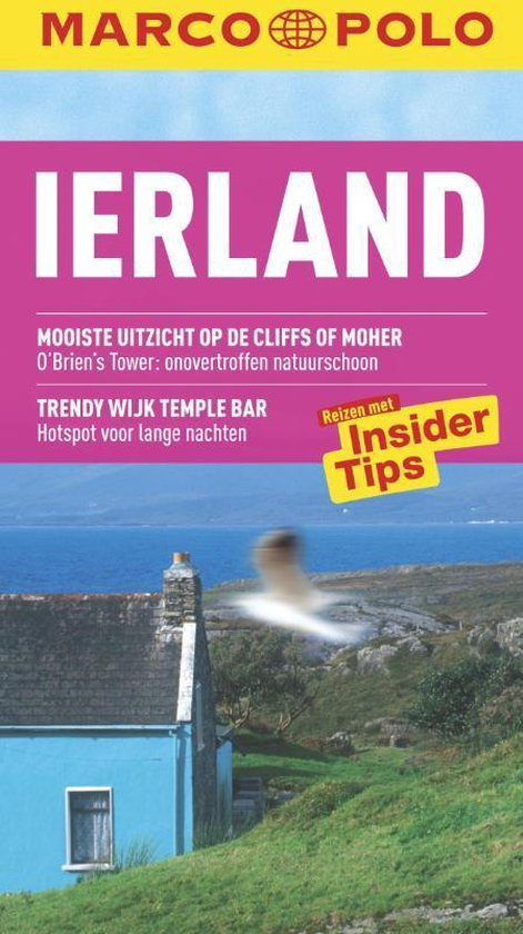 Marco Polo Ierland - Manfred Wöbcke pdf epub