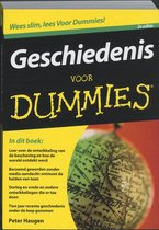 Geschiedenis Voor Dummies 2/E