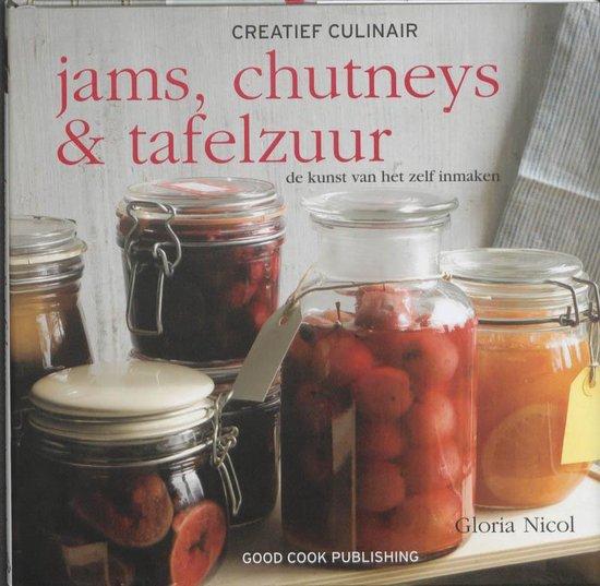 Jams, chutneys & tafelzuur - Gloria Nicol pdf epub