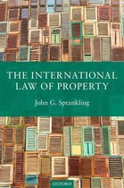 Omslag The International Law of Property