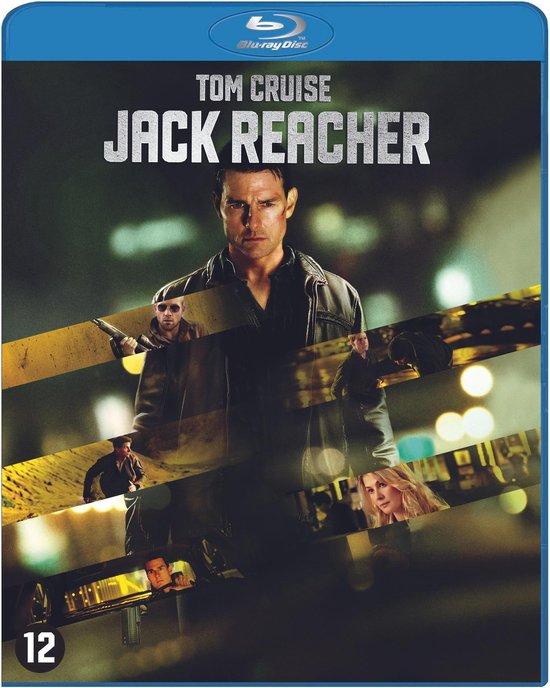Cover van de film 'Jack Reacher'