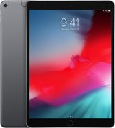 Apple iPad Air (2019) - 10.5 inch - WiFi + Cellular (4G) - 64GB - Spacegrijs