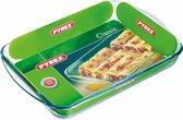 Pyrex Essentials Ovenschaal 3,7 l - 40 x 28 x 6 cm