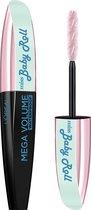 L'Oréal Paris Mega Volume Miss Baby Roll Waterproof Mascara - Zwart
