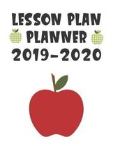 Lesson Plan Planner 2019-2020