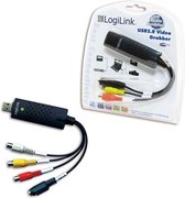 LogiLink Audio und Video Grabber USB 2.0 mit Win8 Support