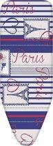 Strijkplankovertrek - Power 5 -XXL- Paris