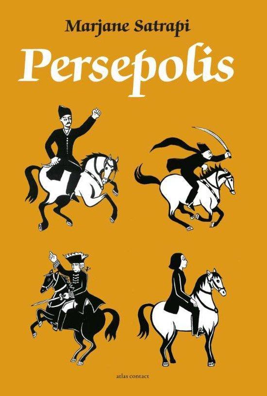 Persepolis compleet - Marjane Satrapi |