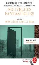 Omslag Nouvelles fantastiques (Edition pédagogique)