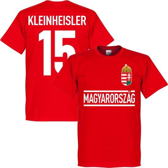 Hongarije Kleinheisler 15 Team T-Shirt - L
