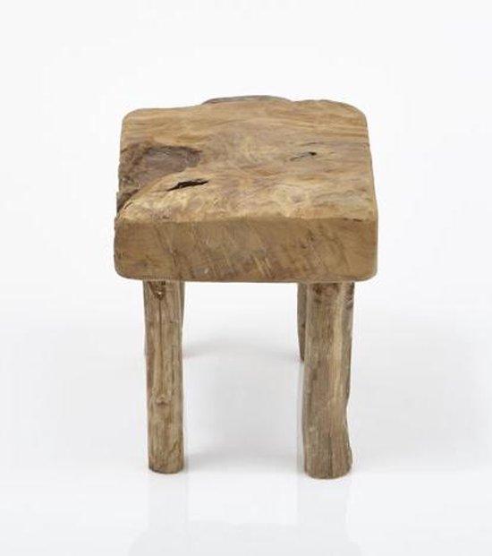 HSM Collection - Kruk Rustic - blank - teak - HSM Collection