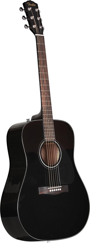 Fender CD-60 V3 (Black)