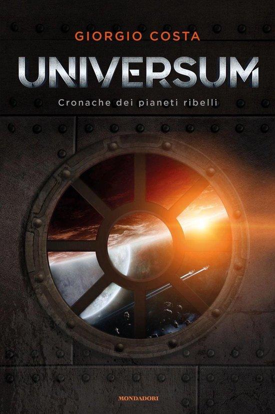Boek cover Universum van Giorgio Costa (Onbekend)