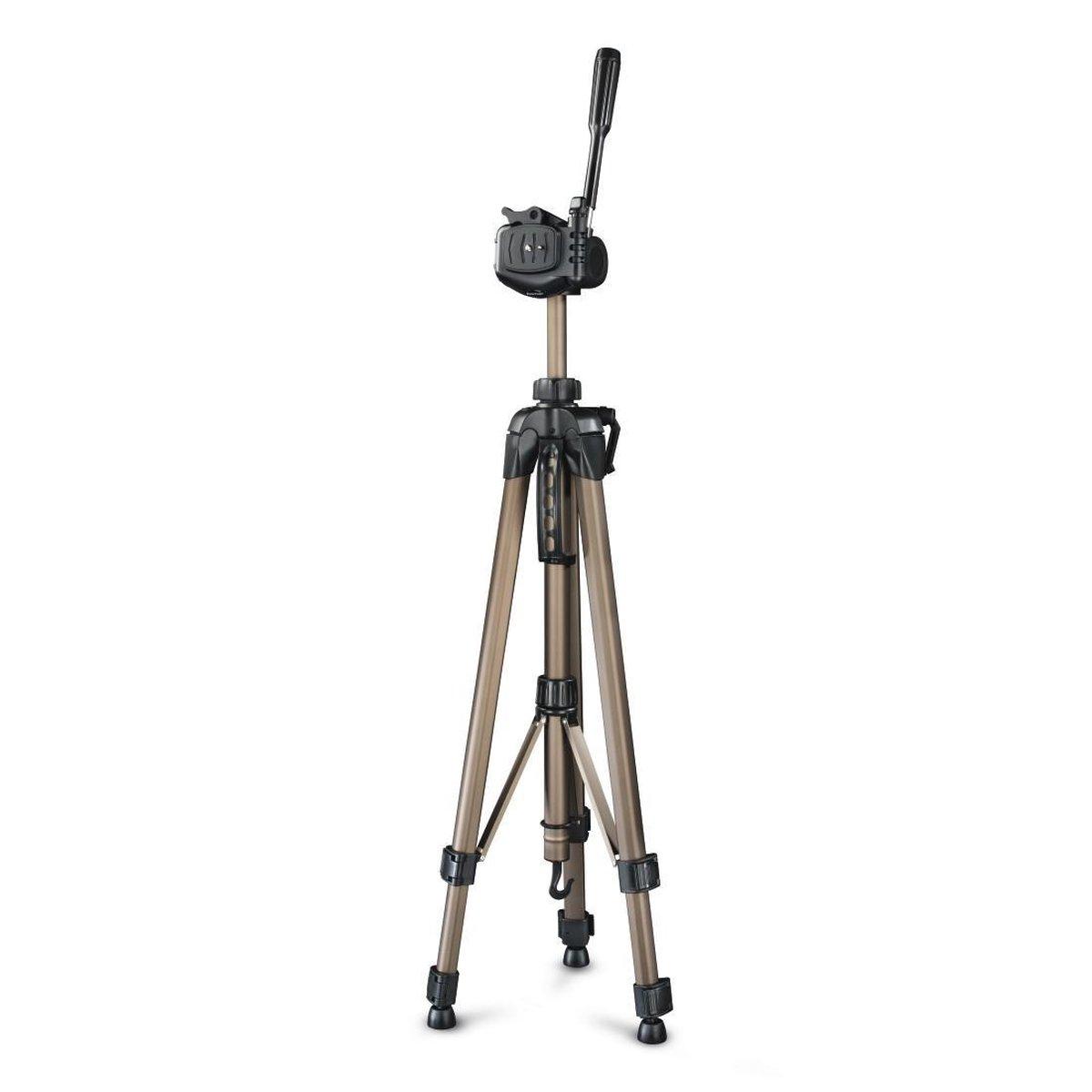 Hama Star 63 - Camerastatief - 66 tot 166 cm - Champagne