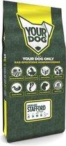 Yourdog Amerikaanse Stafford Volwassen - Hondenvoer - 12 kg
