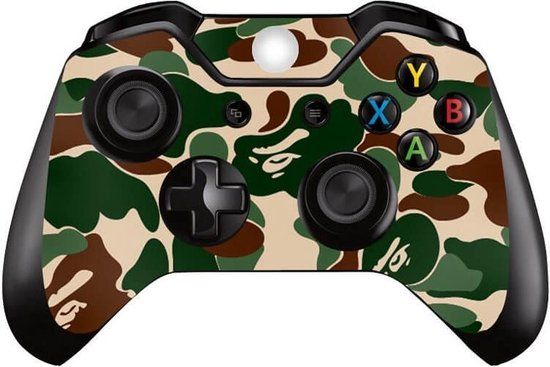 Camo forest – Xbox One controller skin