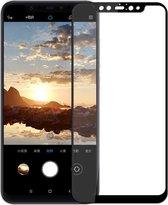 Let op type!! MOFI 9H oppervlaktehardheid 2.5D Arc rand Explosieveilig volledig scherm getemperd glas Film voor Xiaomi Mi 8 Explorer (zwart)