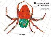 Afbeelding van De spin die het te druk had