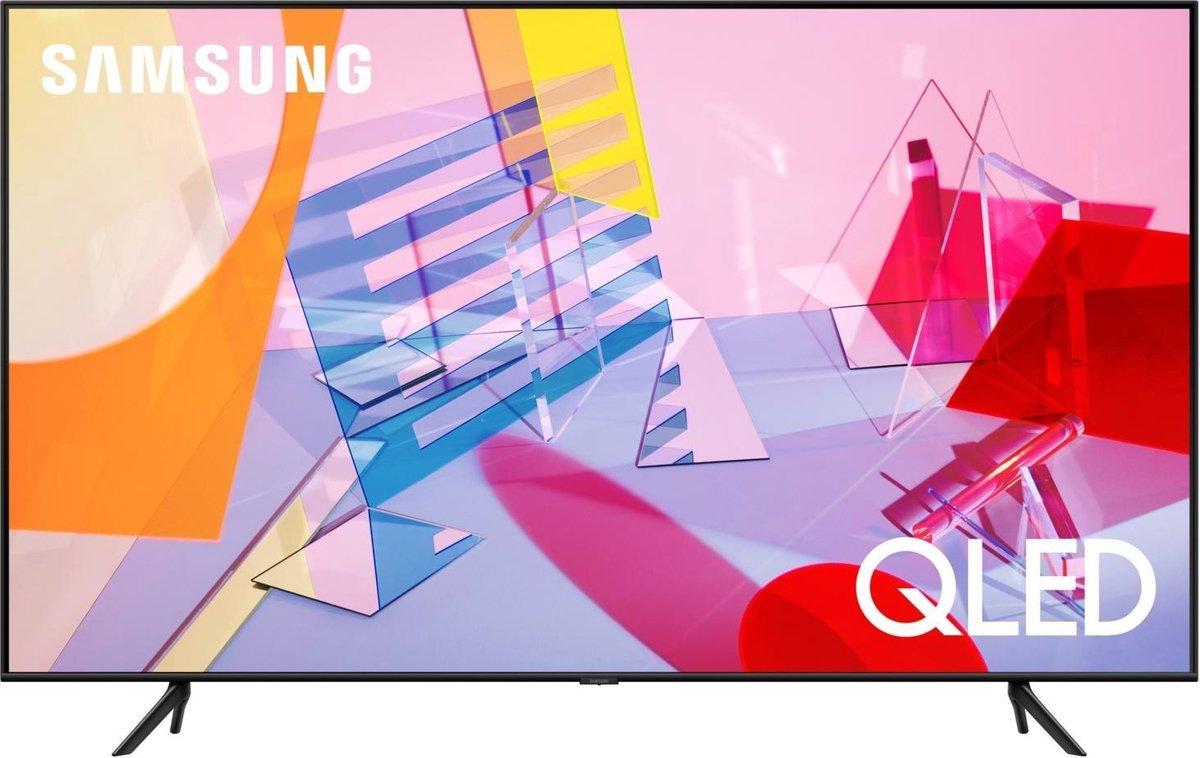 Samsung QE55Q60T - 4K QLED TV (Benelux model)