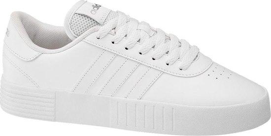 adidas Dames Witte Court Bold - Maat 42