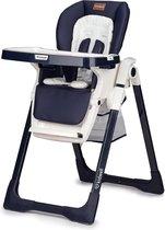 Kidwell Kinderstoel Prime Granat 107 Cm Blauw/wit