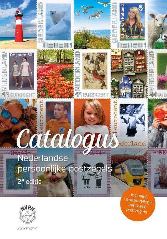 NVPH Catalogus Nederlandse persoonlijke postzegels - Redactie |