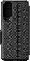 Gear4 Oxford Eco Booktype Samsung Galaxy S20 hoesje - Zwart