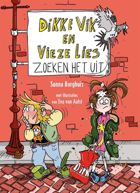Dikke Vik en Vieze Lies zoeken het uit - Sunna Borghuis |
