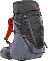 The North Face Terra Backpack - Grisaille Gry/Asphalt Gry - Maat S/M