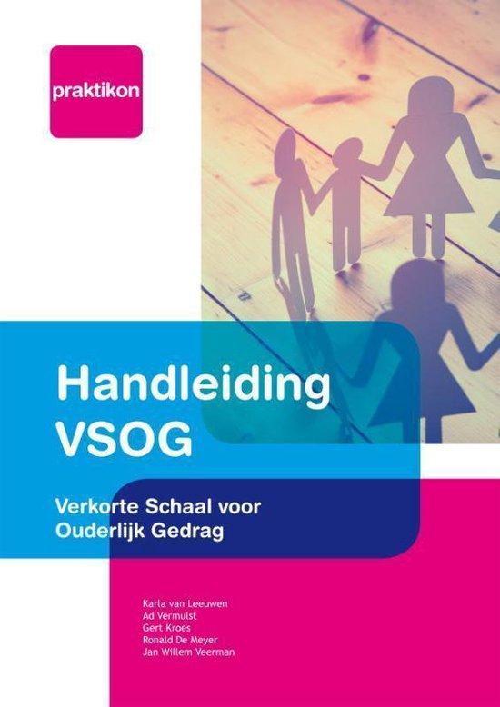 Handleiding VSOG - Karla van Leeuwen |