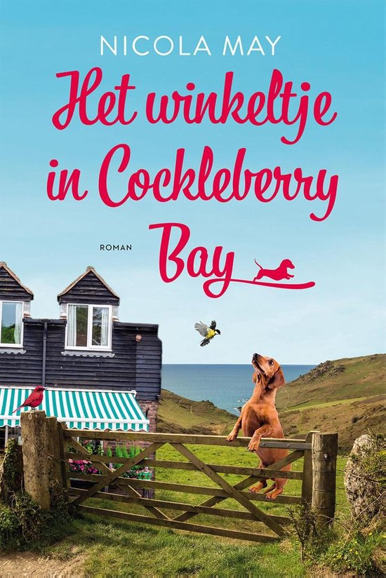 Boek cover Cockleberry Bay Serie 1 - Het winkeltje in Cockleberry Bay van Nicola May (Onbekend)